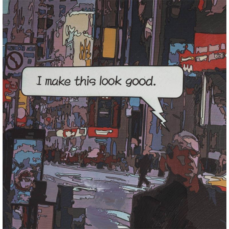 Decorative canvas TIMES SQUARE  - image 21696