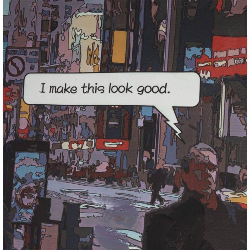 Dekorative Leinwand TIMES SQUARE  - image 21696