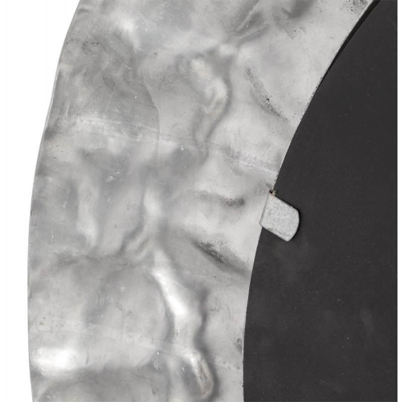 Specchio da parete rotondo in alluminio BELLA  - image 21770