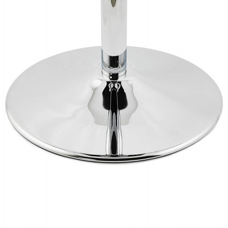 Tabouret de bar design VENISE en bois (noir) - image 22346