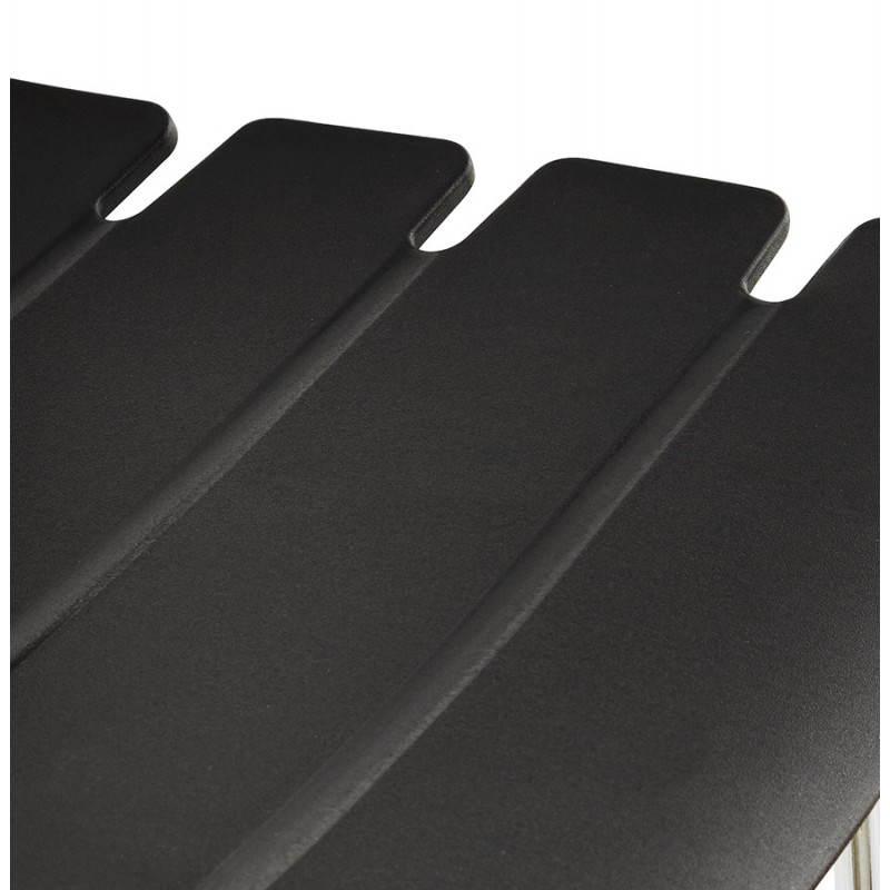 Tabouret de bar design BRIO en polypropylène (noir) - image 22436