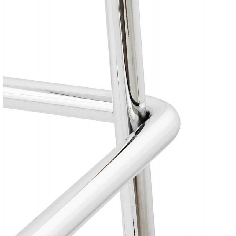 Design bar BRIO (white) polypropylene stool - image 22451