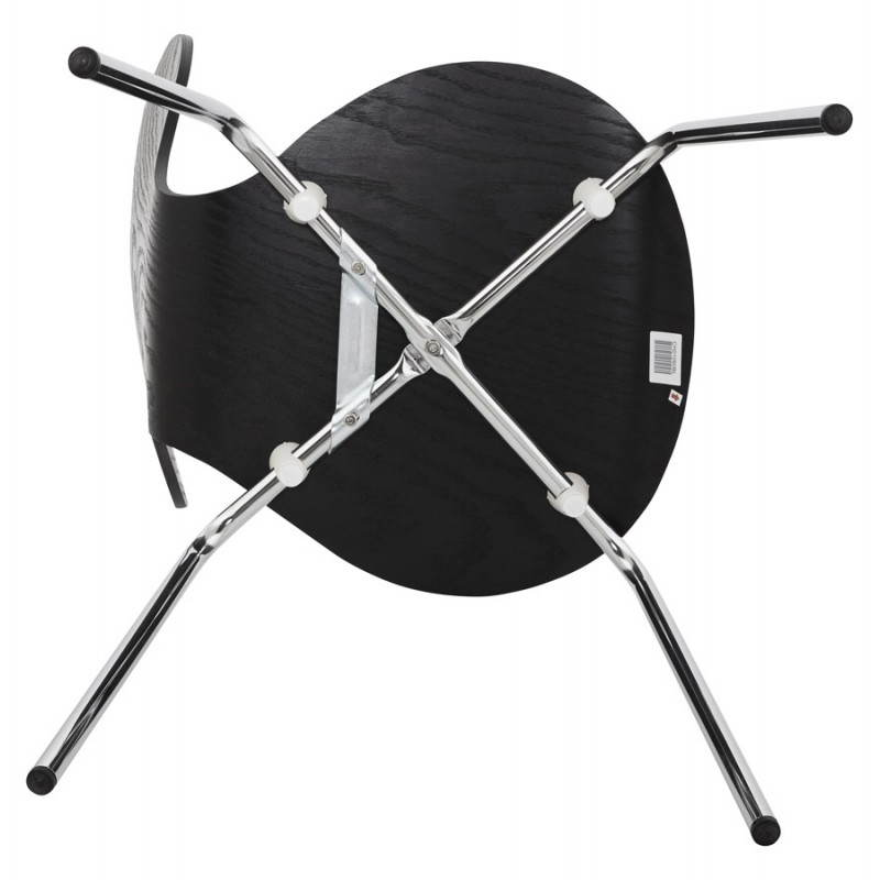 Catania (black) wooden multipurpose chair - image 22490