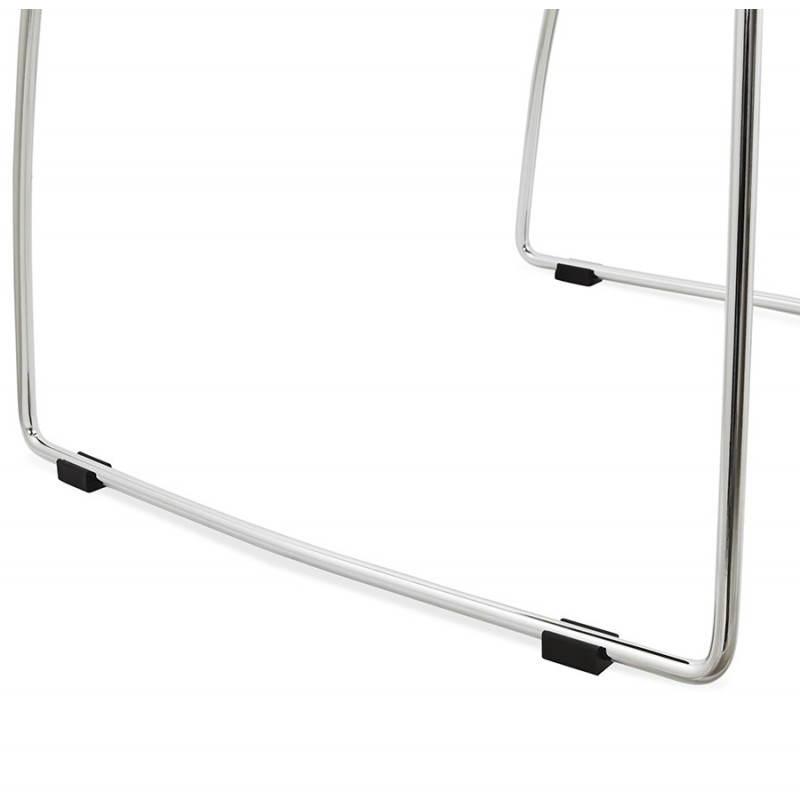 Chaise design et moderne NAPLES (noir) - image 22710