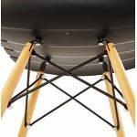 Original Chair style Scandinavian CONY (black)