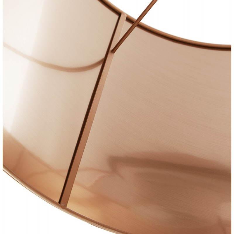 Lampe sur pied de style industriel TURIN (cuivre) - image 23048