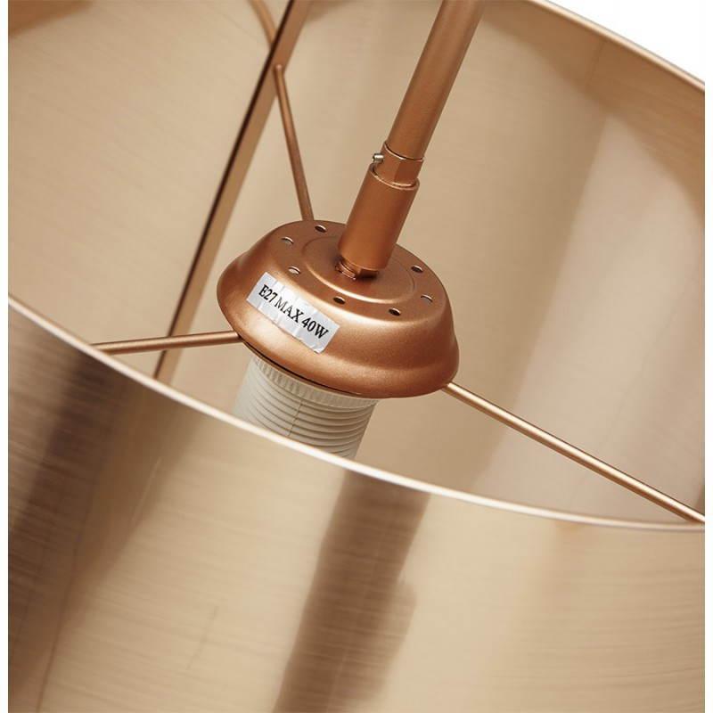 Lampe sur pied de style industriel TURIN (cuivre) - image 23049