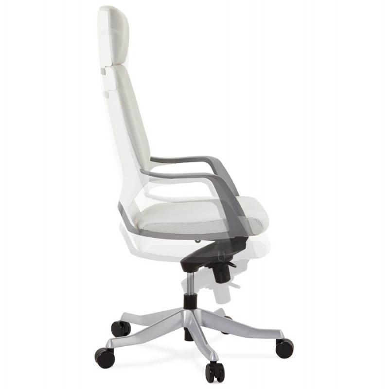 Ergonomic desk RAMY (grey) fabric Chair - image 23556