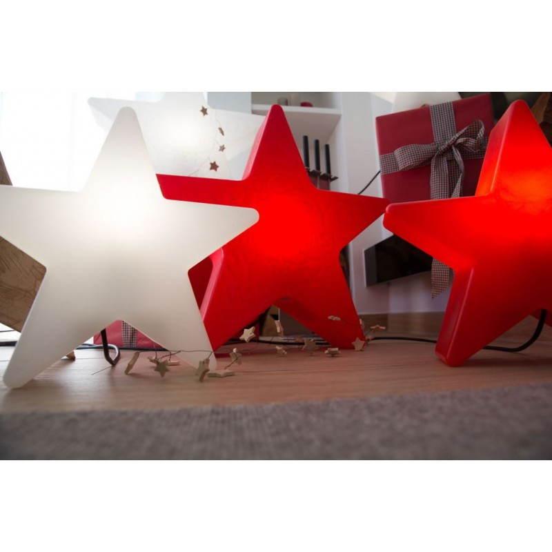 Etoile lumineuse intérieur extérieur DANA (blanc Ø 60 cm) - image 23989