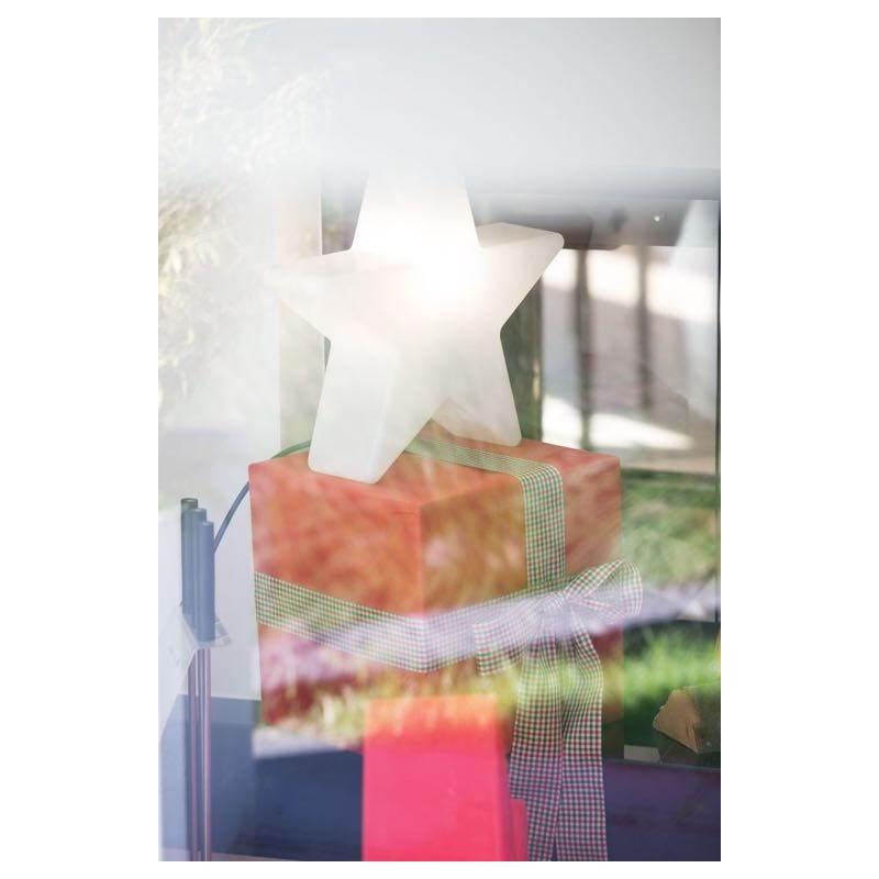 Etoile lumineuse intérieur extérieur DANA (blanc Ø 60 cm) - image 23992