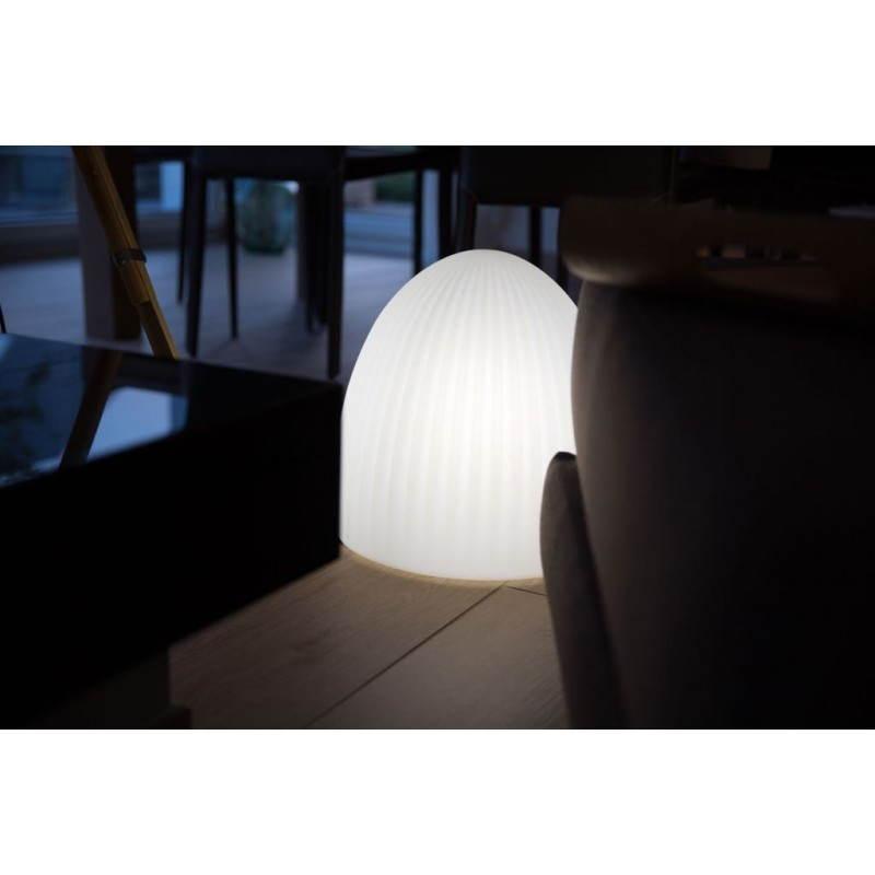Lampe lumineuse CLOCHE intérieur extérieur (blanc) - image 24453