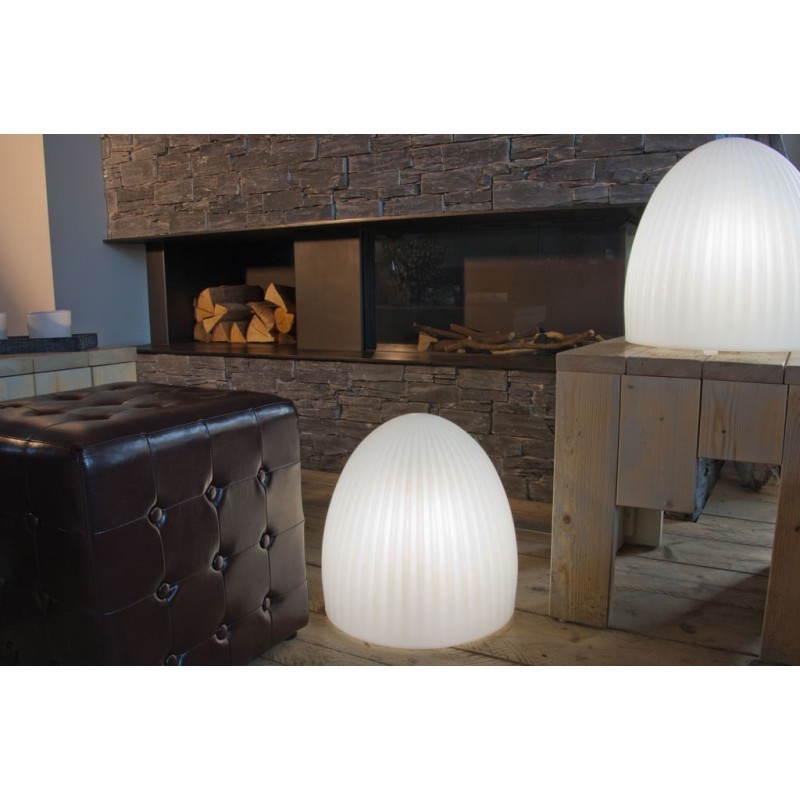 Lampe lumineuse CLOCHE intérieur extérieur (blanc) - image 24460