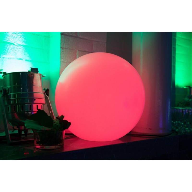 Lampe lumineuse GLOBE intérieur extérieur (blanc, LED multicolore, Ø 30 cm) - image 24647