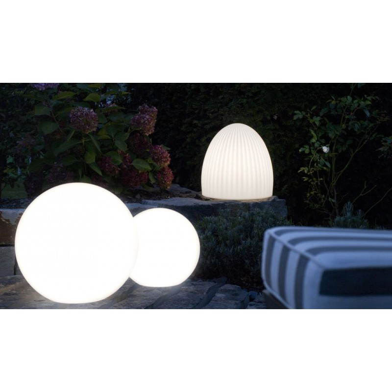 Lamp light Outdoor Indoor GLOBE (white Ø 40 cm) - image 24677