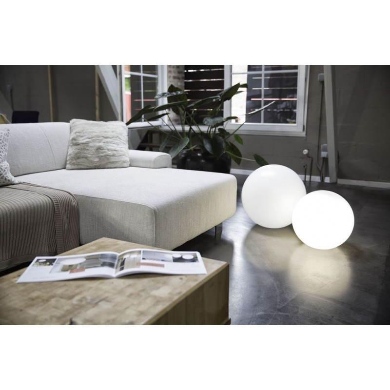 Lampada luce globo coperta all'aperto (bianco Ø 50 cm) - image 24702