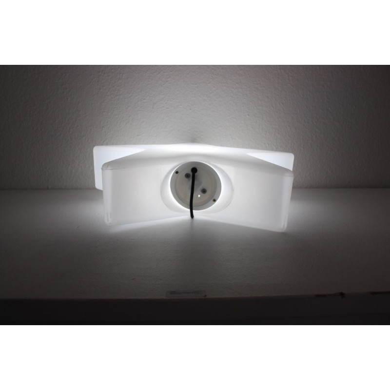 Table basse lumineuse CUBE intérieur extérieur (blanc, H 43 cm) - image 24764