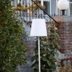 Light lamp Lampshade average exterior Interior NANA (white, multicolor LED)