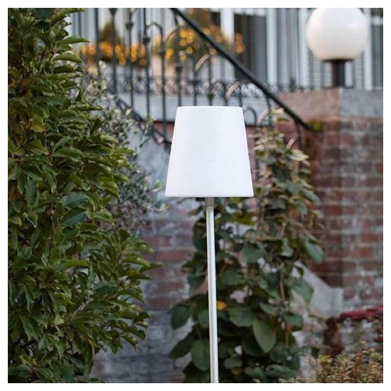 Light lamp Lampshade average exterior Interior NANA (white, multicolor LED) - image 24828