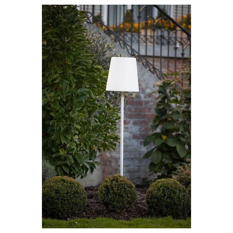 Light lamp Lampshade average exterior Interior NANA (white, multicolor LED) - image 24829