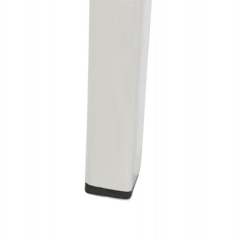 Tabouret mi hauteur design et contemporain NADIA (noir) - image 25080