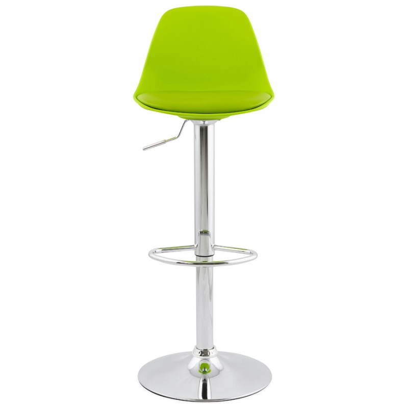 Design bar stool and compact ROBIN (green) - image 25326