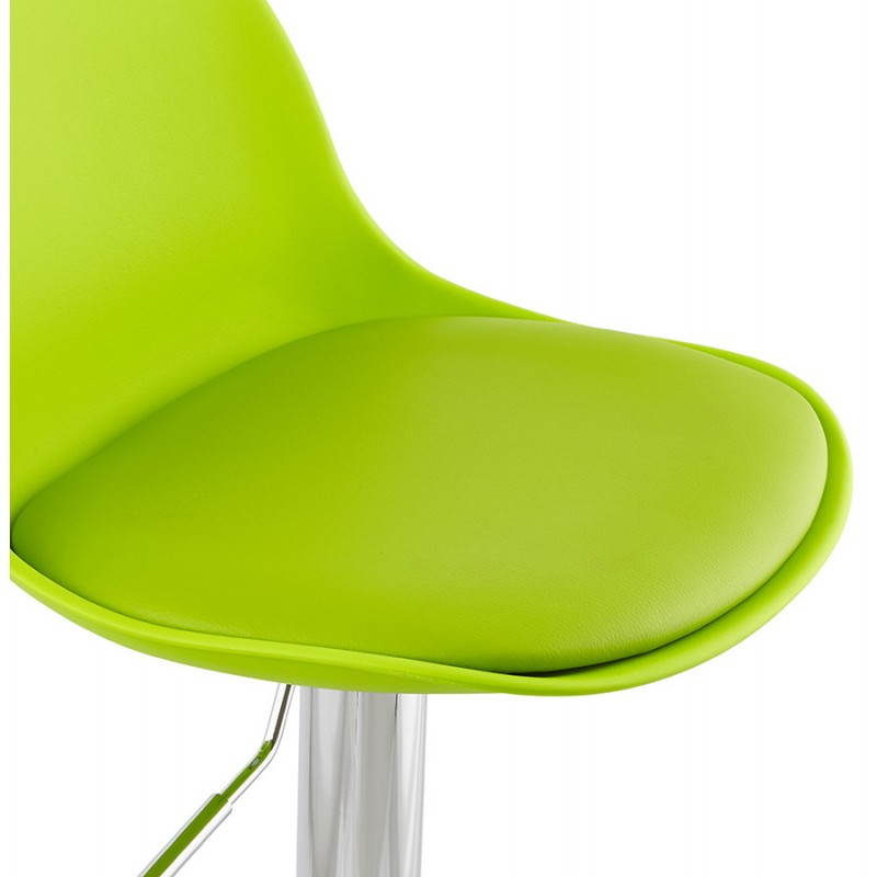 Design bar stool and compact ROBIN (green) - image 25332