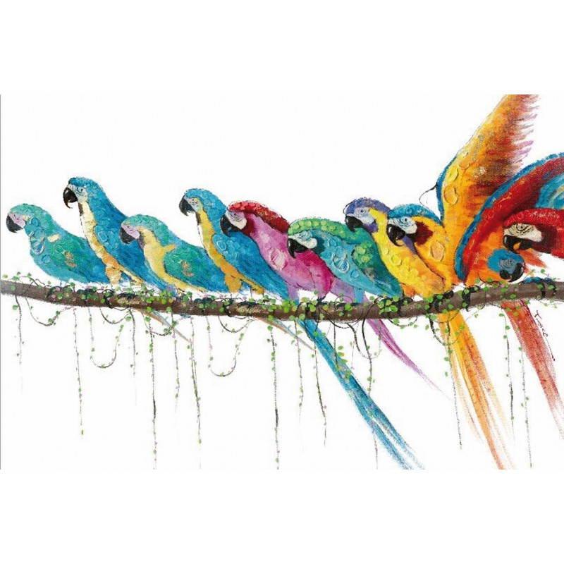 Tableau peinture figurative contemporaine ARA  - image 26502