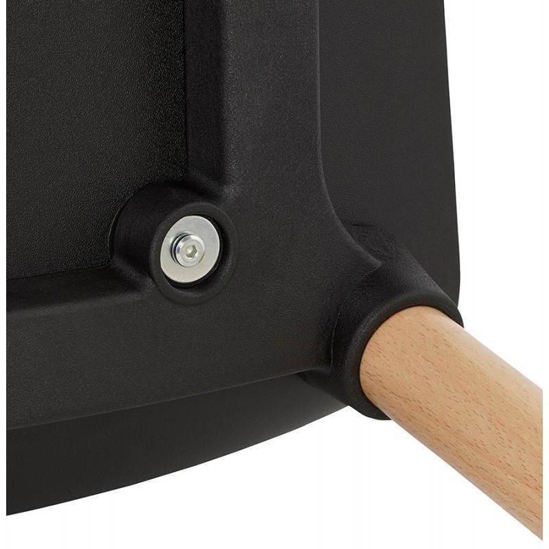 Silla de diseño escandinavo SUECIA (negro) - image 27842