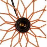 Suspension MOSS vintage metal (cobre)
