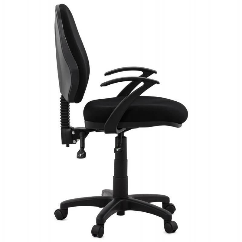 chaise de bureau enveloppant