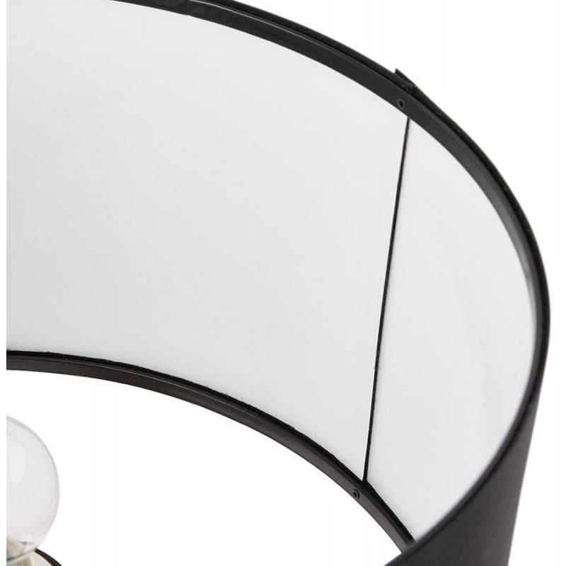 Lampe de table sur trépied scandinave TRANI MINI  (noir) - image 28541
