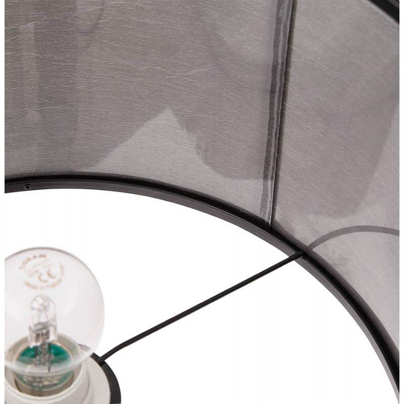 Table lamp design adjustable in height LAZIO (grey) - image 28700