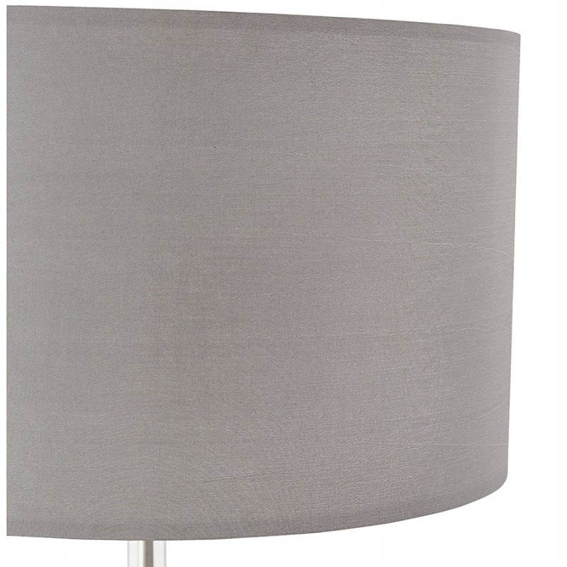 Floor lamp design adjustable in height LAZIO (grey) - image 28814
