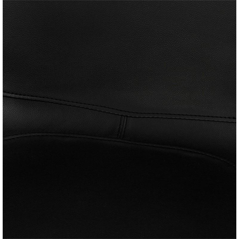Fauteuil chaise design et moderne ORLY (noir) - image 29096