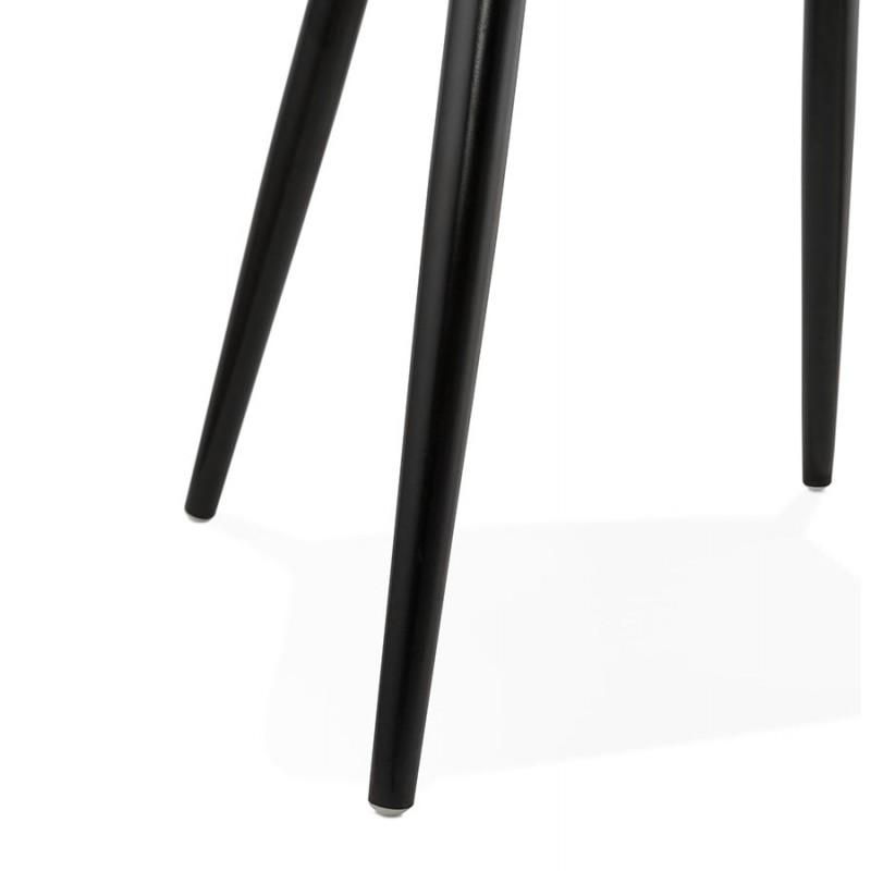 Fauteuil chaise design et moderne ORLY (noir) - image 29099