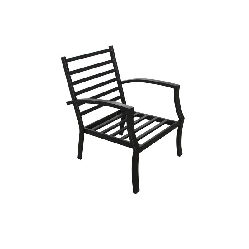 Salon de jardin table basse ronde 4 chaises de jardin for Table ronde 4 chaises