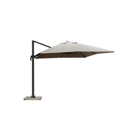 Parasol deported with ventilation 3 m x 4 m LEONIE (mole)