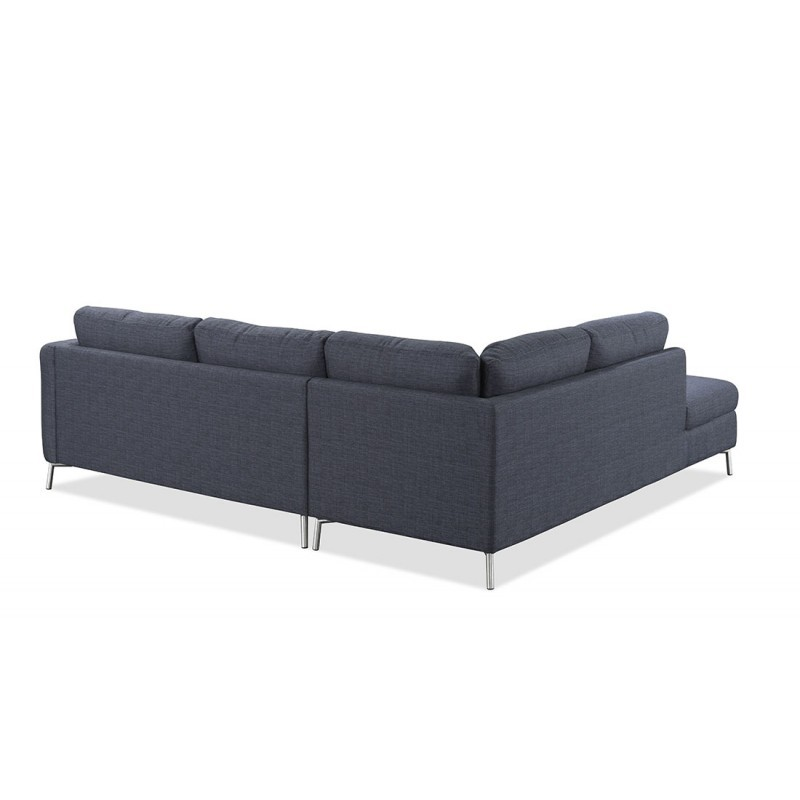 ecke sofa design links 3 pl tze mit meridian moris in. Black Bedroom Furniture Sets. Home Design Ideas