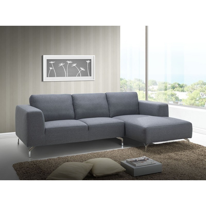 sofa stoff grau sitzersofa stoff serti with sofa stoff grau fabulous kansas ottomane rechts. Black Bedroom Furniture Sets. Home Design Ideas