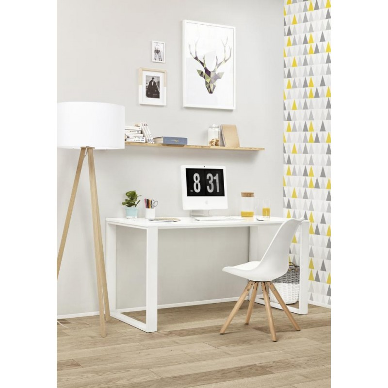 Modern Chair style Scandinavian NORDICA (white) - image 30426