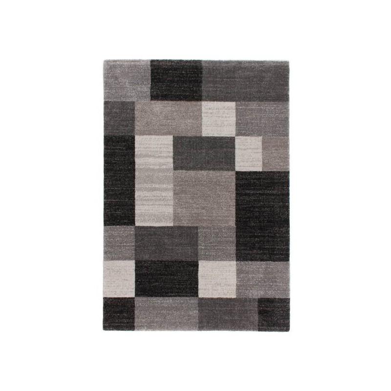 Tapis de salon moderne et motifs 240x330 cm modern for Tapis salon gris anthracite