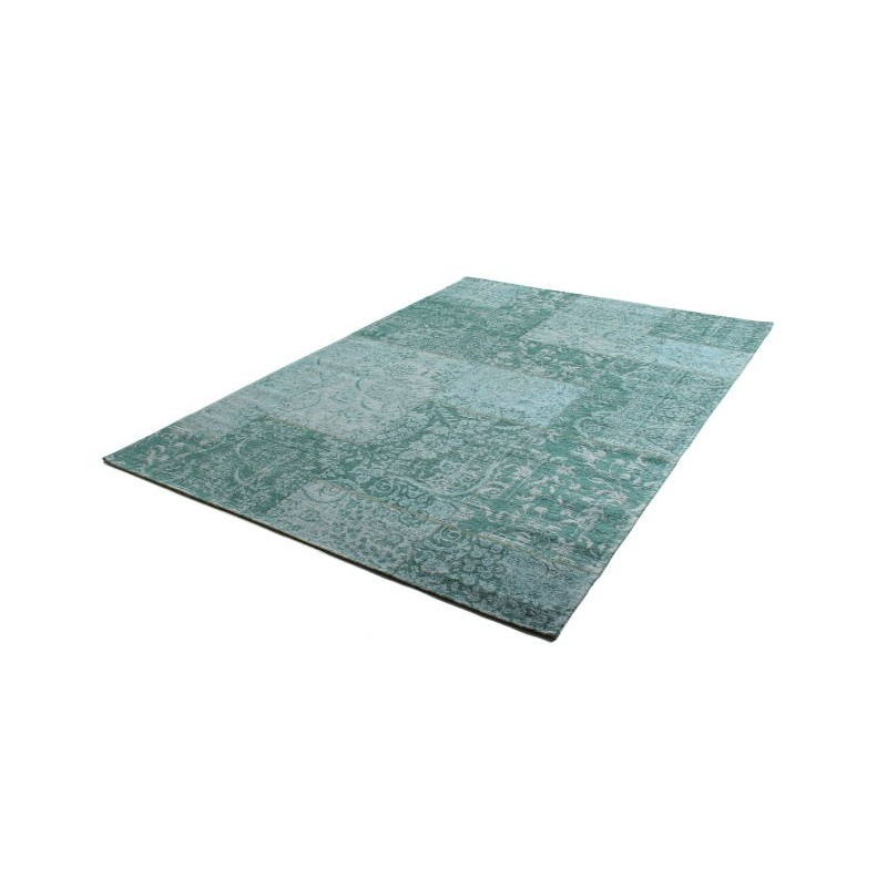 tapis de salon moderne couleurs d lav es 65x230 cm berlin turquoise. Black Bedroom Furniture Sets. Home Design Ideas