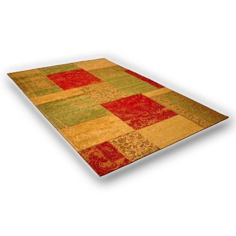 Tapis de salon moderne couleurs d lav es 80x50 cm berlin for Acheter tapis salon
