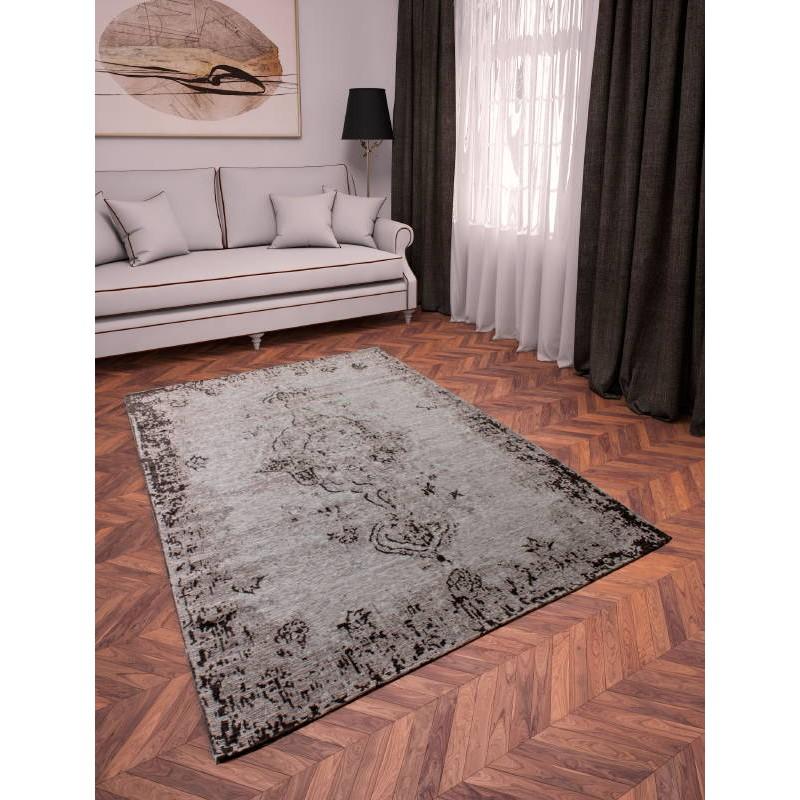 Wohnzimmer Teppich Modern verwaschen Farben 130 X 190 cm BERLIN ...