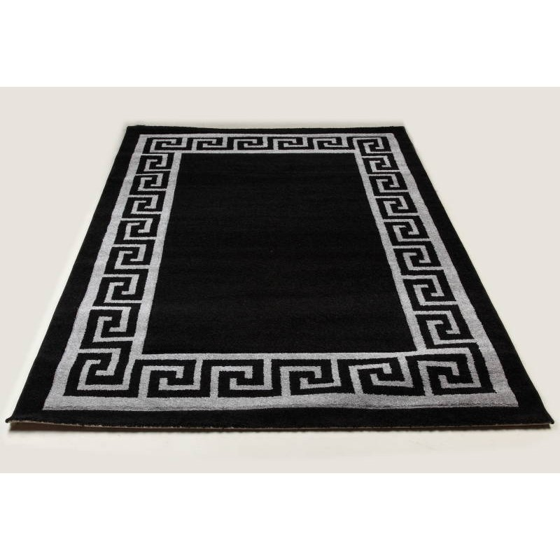 living room rug modern and frieze 200 x 280 cm modern. Black Bedroom Furniture Sets. Home Design Ideas