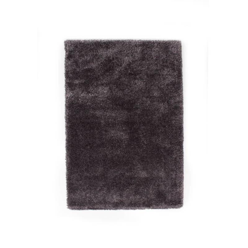 tapis de salon shaggy luxe couleurs ombr es 200x290 cm shaggy luxury malibu gris fonce lila. Black Bedroom Furniture Sets. Home Design Ideas