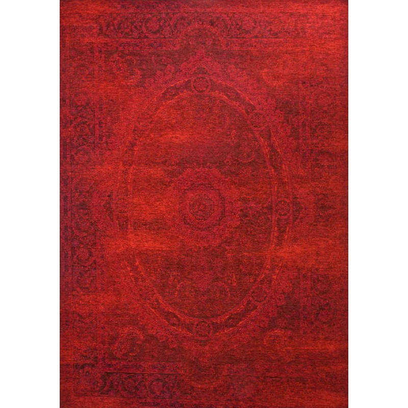 Tapis de salon moderne couleurs d lav es 200x290 cm berlin for Salon tapis rouge
