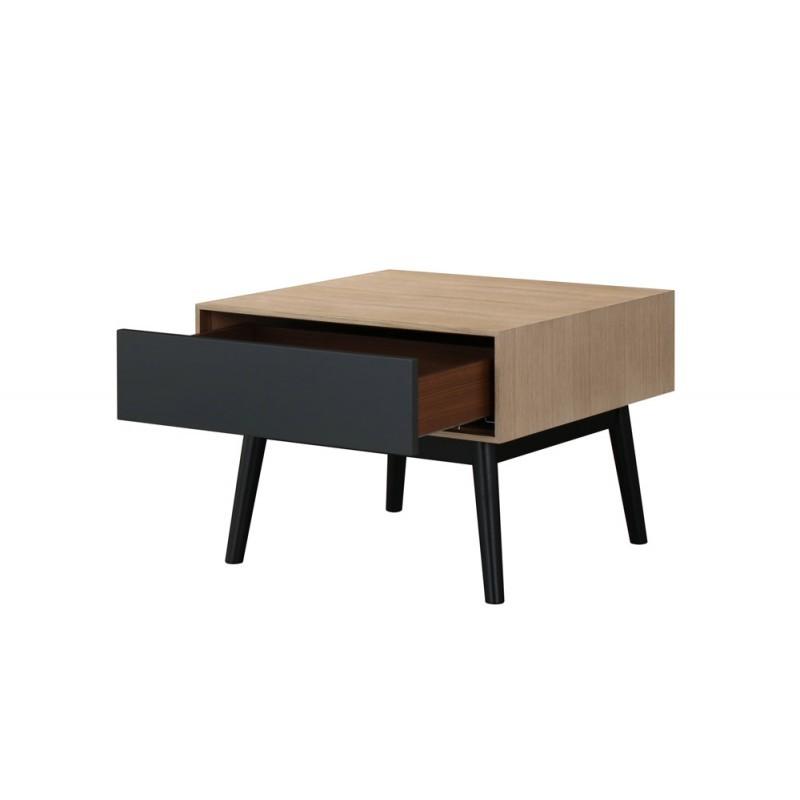 Tavolino, alla fine della finestra di progettazione ADAMO 1 divano in legno (rovere chiaro) - image 36376