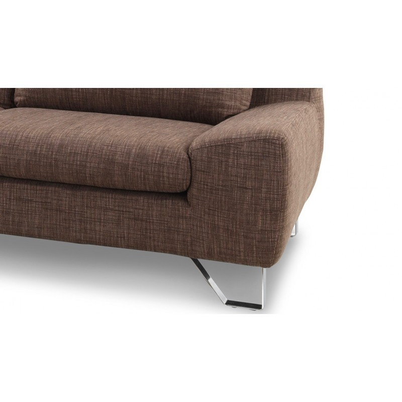 Box Type Sofa Designs: Corner Sofa Design Left 3 Places With VLADIMIR Chaise In