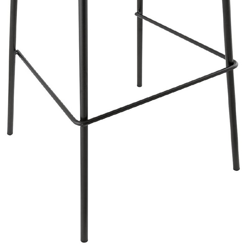 Industrial bar OCEANE (black) Chair bar stool - image 37415
